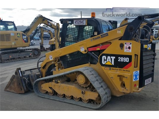 2015 Caterpillar 289D Heavy Machinery for Sale