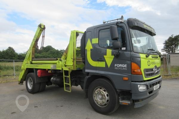 2011 HINO 500GH1826 at TruckLocator.ie