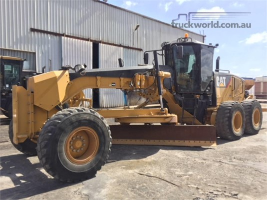 2015 Caterpillar 14M Heavy Machinery for Sale