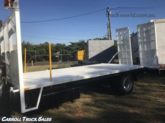 2014 Custom Built BEAVERTAIL TRAY Carroll Truck Sales Queensland - Truck Bodies for Sale