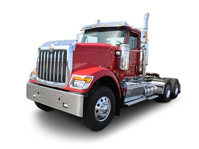 INTERNATIONAL HX Conventional Day Cab Trucks For Sale - 227