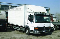 MERCEDES-BENZ ATEGO 817  used
