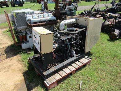 GENERAC 4 CYLINDER GAS GENSET Other Auction Results - 1