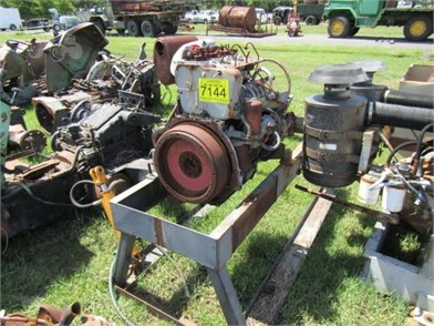 DEUTZ SALVAGE 3 CYL DIESEL ENGINE Auction Results - 1