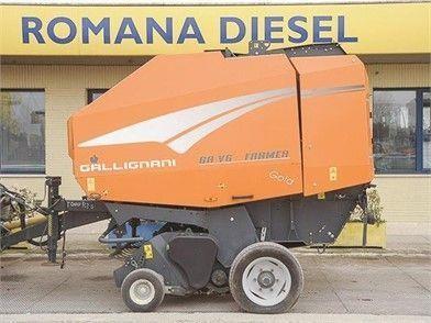 Gallignani GA V6 Usato