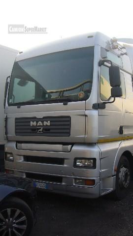 MAN TGA18.440 used