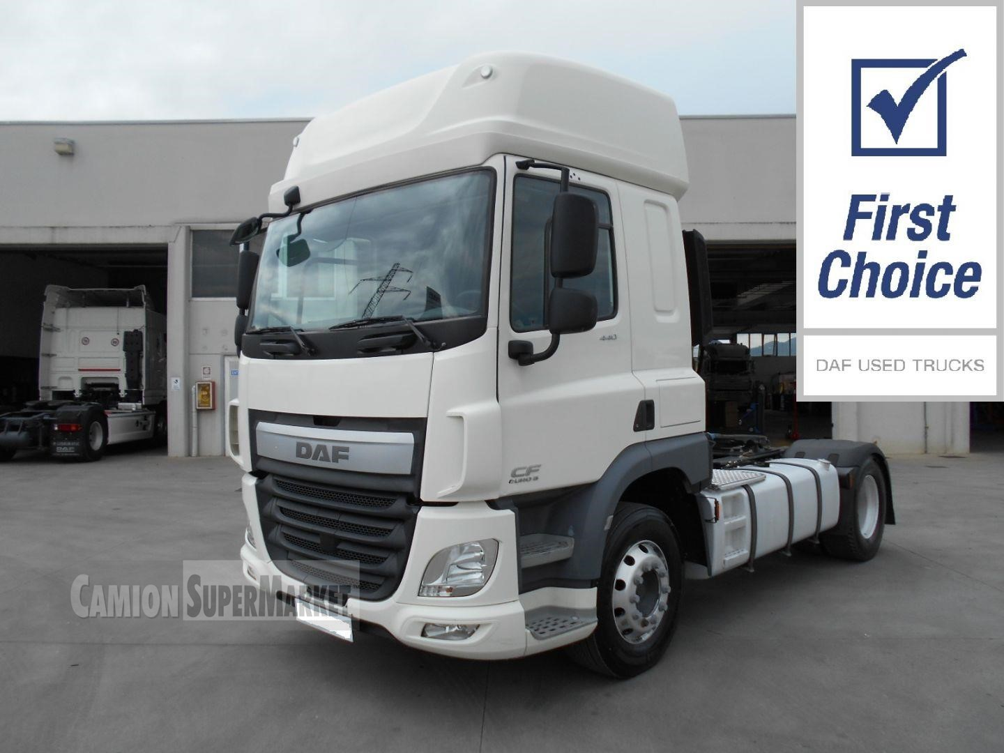 Daf CF440 Second-hand