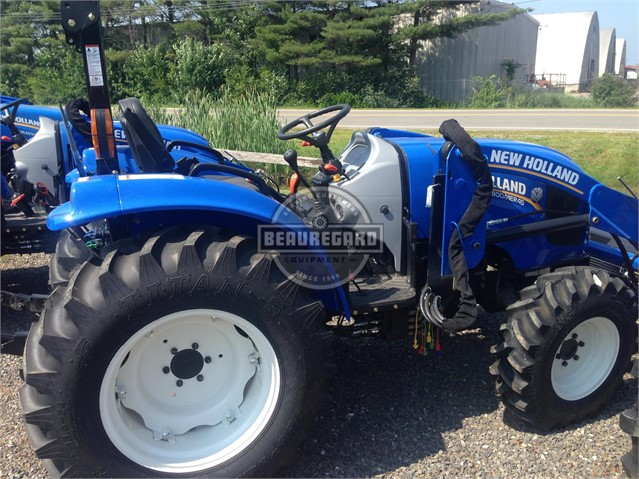 2017 NEW HOLLAND BOOMER 45 For Sale In Scarborough, Maine | www