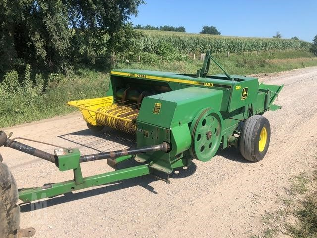 JOHN DEERE 328 For Sale In Newton, Iowa