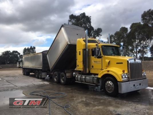 2010 Kenworth T408 SAR Graham Thomson Motors - Trucks for Sale