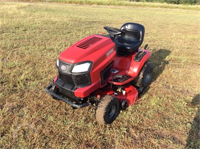 CRAFTSMAN Riding Lawn Mowers Auction Results - 30 Listings
