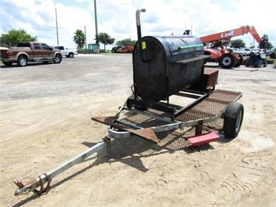 TOWABLE BBQ GRILL/SMOKER W/WGT Other Items Auction Results - 1