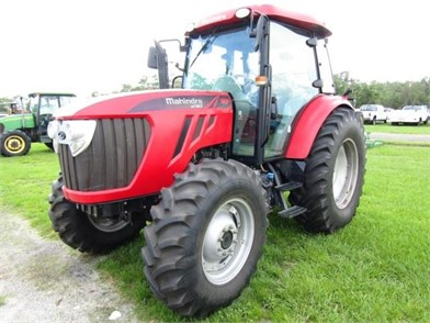Mahindra M Force 105P Tractor R/K Other Auction Results - 1 Listings