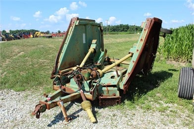 John Deere Toppers Auction Results - 342 Listings