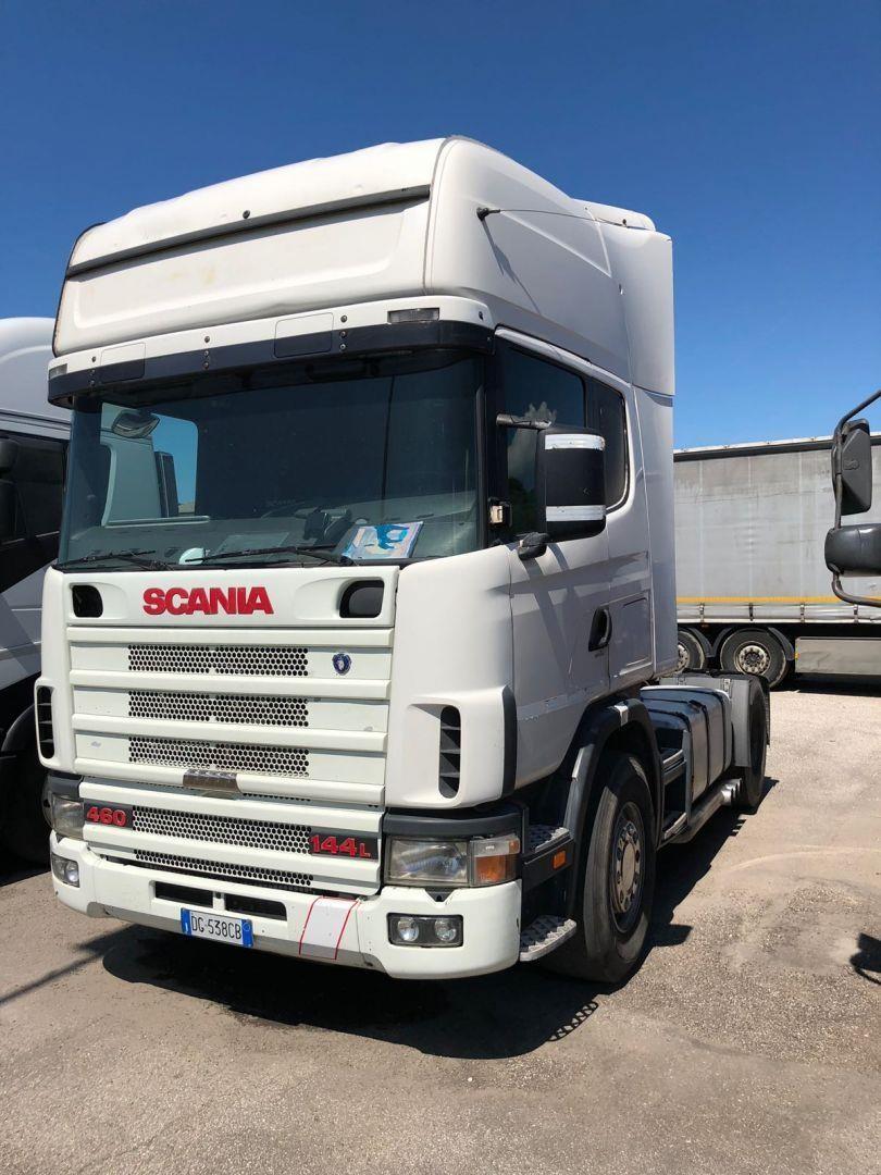 Scania P144L460 #Used