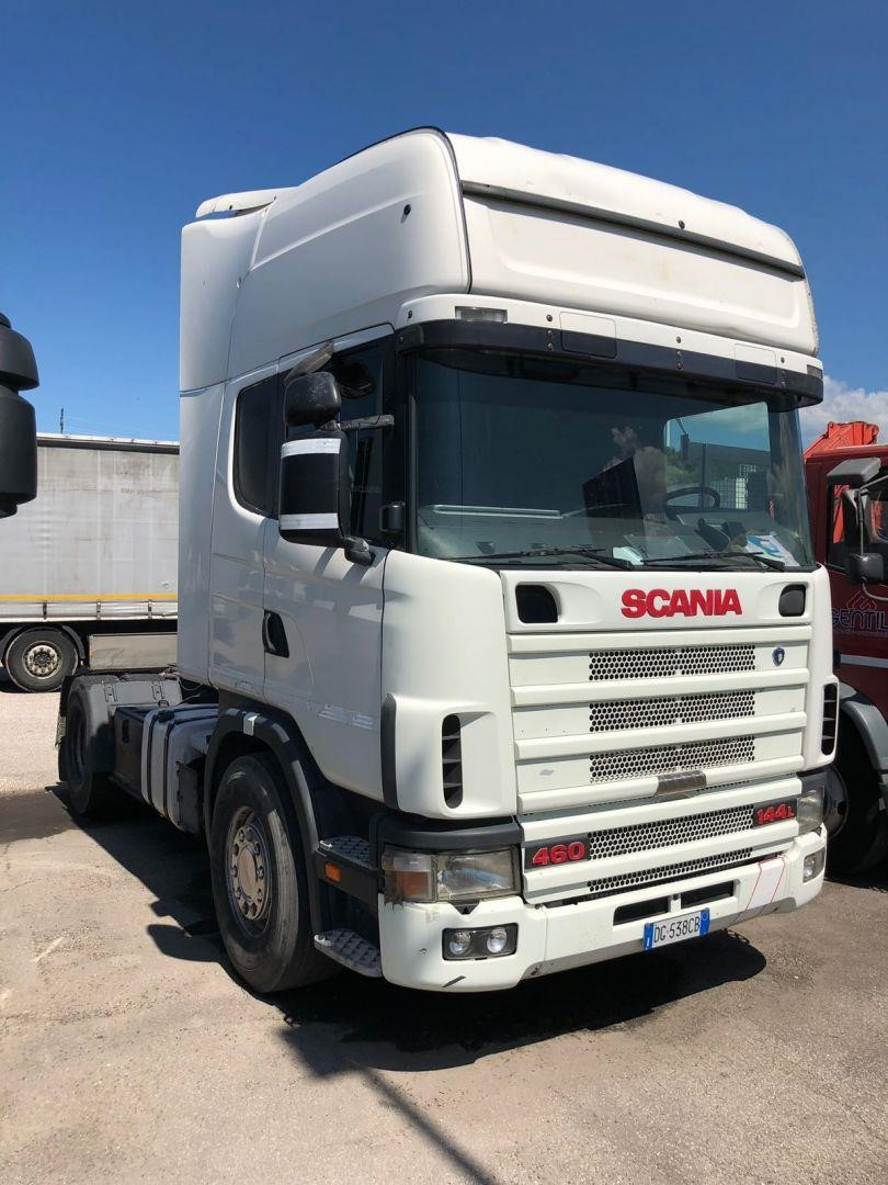 Scania P144L460 #Used 2002