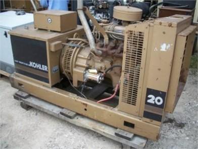 KOHLER 20RZ For Sale - 1 Listings | MachineryTrader com
