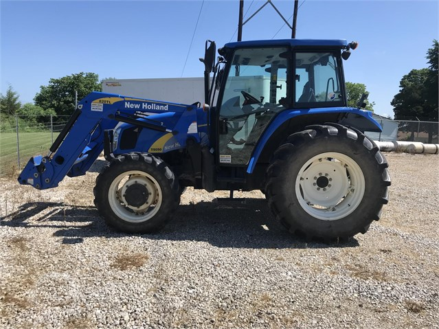 AuctionTime com | 2012 NEW HOLLAND T5050 Auction Results