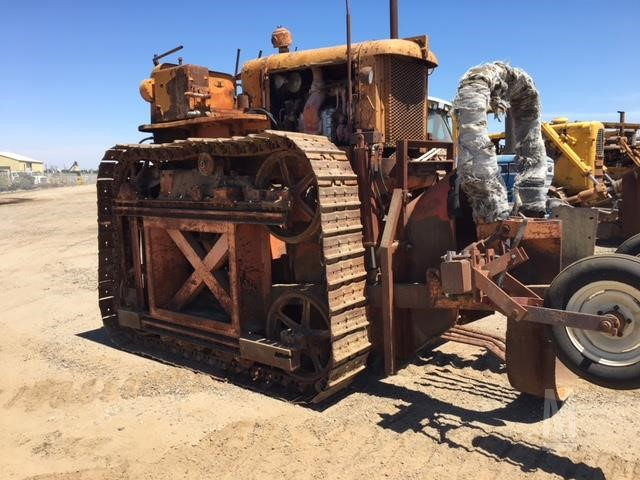 1950 ALLIS-CHALMERS HD7W For Sale In Madera, California ...