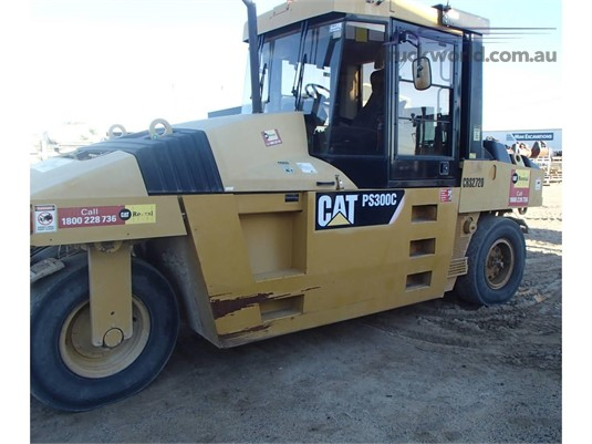 2012 Caterpillar PS-300C Heavy Machinery for Sale