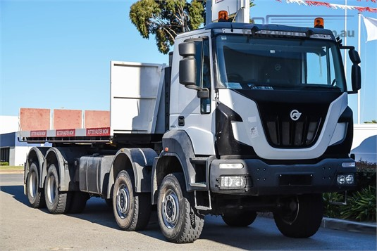 a290d672f6 2014 Iveco Astra Cab Chassis truck for sale WA Hino in Western ...