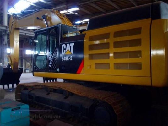 2014 Caterpillar 349E Truckworld