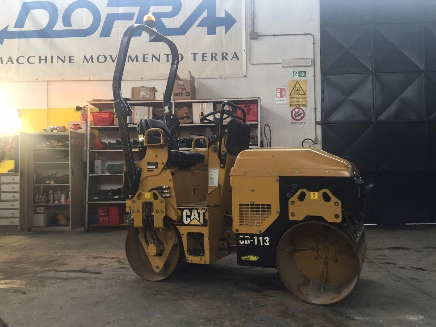 Caterpillar CB-113
