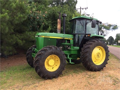JOHN DEERE 4055 Auction Results - 75 Listings   TractorHouse