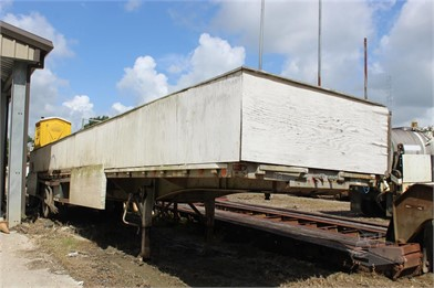 Utility Float Trailer Other Auction Results - 1 Listings