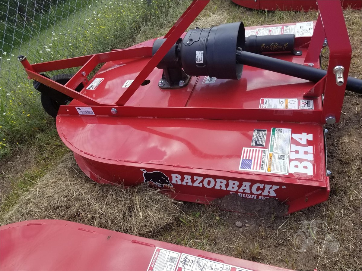 2018 Bush Hog Bh4 For Sale In Verndale Minnesota Www