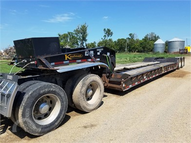 Kaufman Trailers Online Auction Results 37 Listings Auctiontime