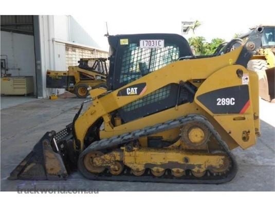 2013 Caterpillar 289C - Heavy Machinery for Sale