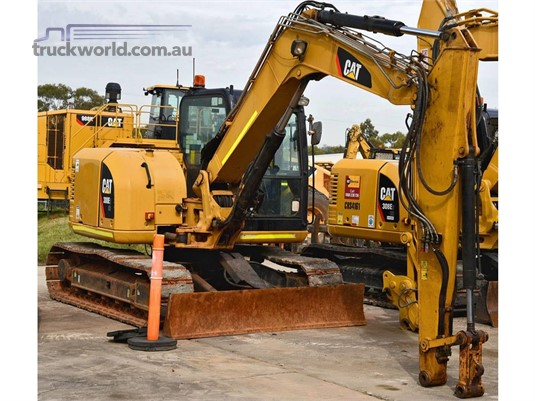 2013 Caterpillar 308E2 CR SB - Heavy Machinery for Sale