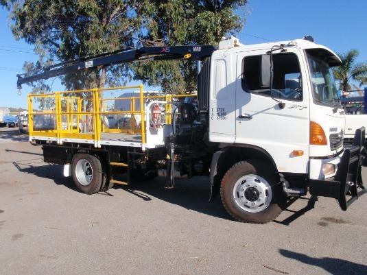 2007 Hino FT 4x4 Trucks for Sale