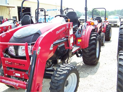 Less Than 40 HP Tractors For Sale In Wallace, North Carolina