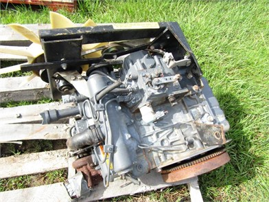 Kubota 3 Cylinder Diesel Engine Other Auction Results In