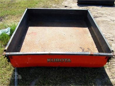 Kubota 4X4 Diesel Rtv Bed Other Auction Results In Florida
