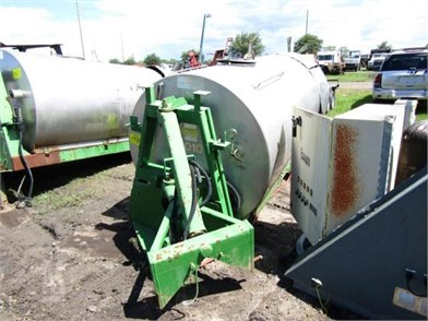 DURAND WAYLAND 1000GAL SSTEEL SPRAYER Other Auction Results