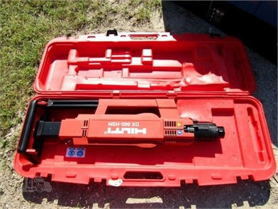 Hilti Dx860-Hsn Decking Tool Other Auction Results In