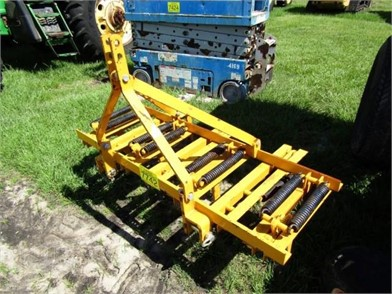 Green Agri 7 Shank Plow Other Auction Results - 1 Listings