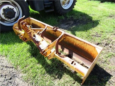 Bush Hog 7Ft Box Blade Other Auction Results - 1 Listings