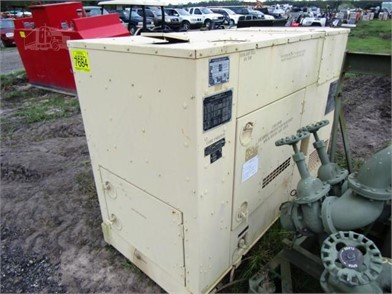 Military 4 Cylinder sel Generator Other Auction Results In ... on