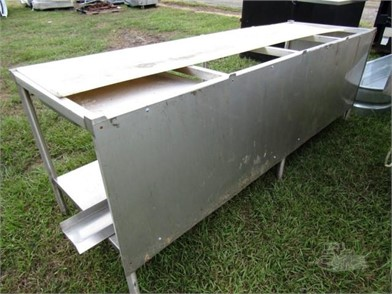 STAINLESS STEEL TABLE Other Auction Results - 2 Listings