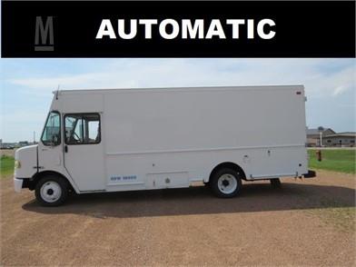 FREIGHTLINER Step Van Trucks / Box Trucks Auction Results - 791
