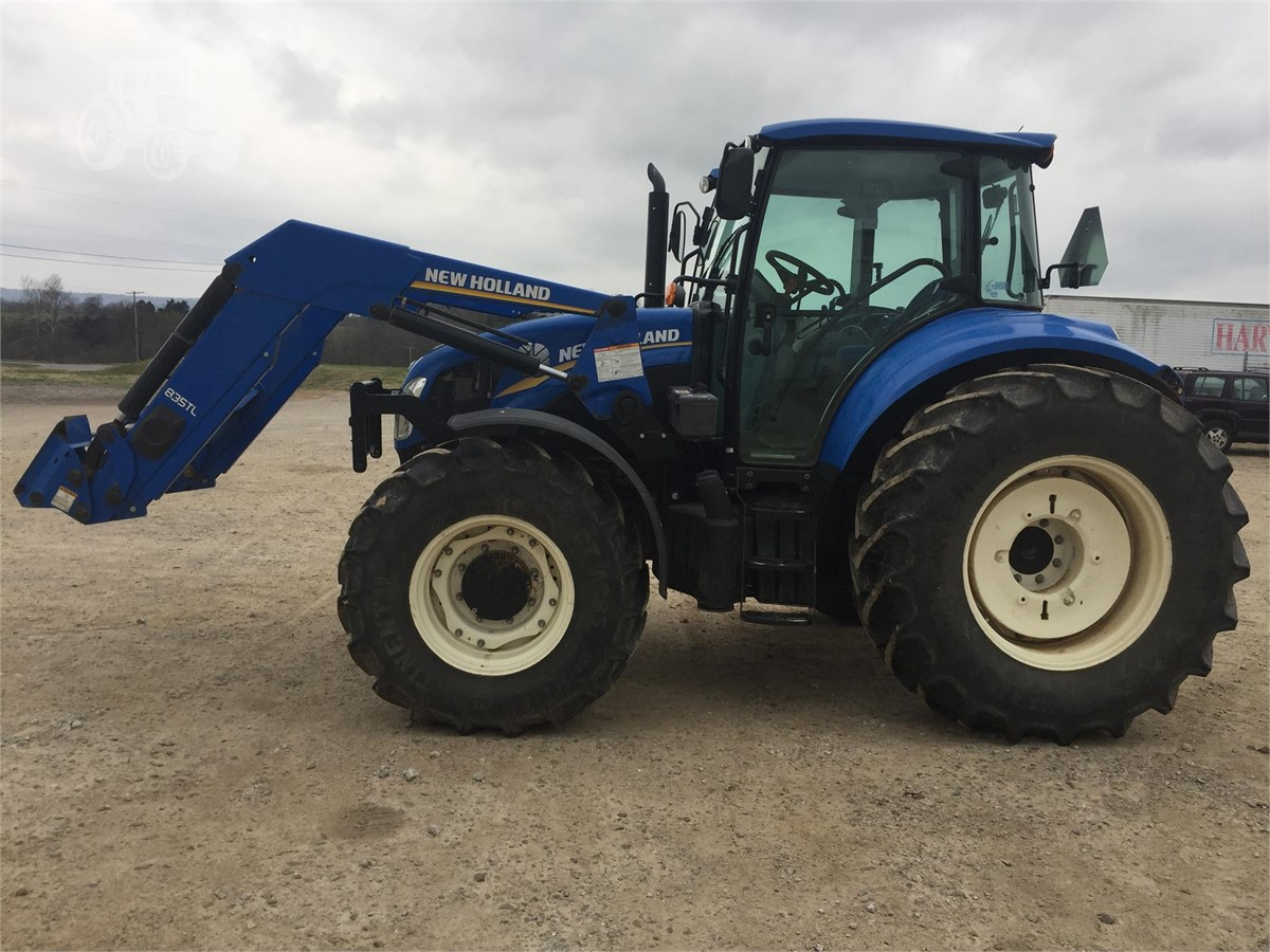 2013 NEW HOLLAND T5 105 For Sale In Berryville, Arkansas