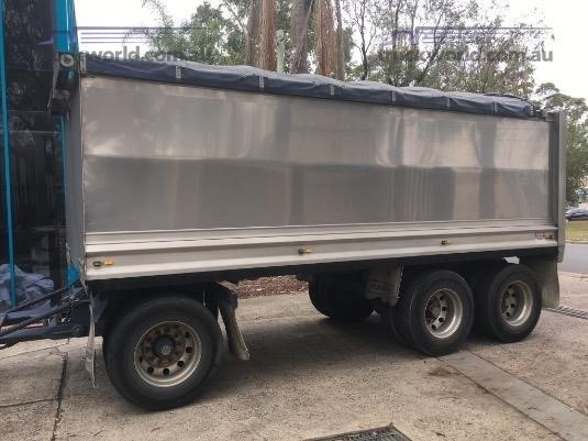 2009 Harris Dog Trailer - Trailers for Sale