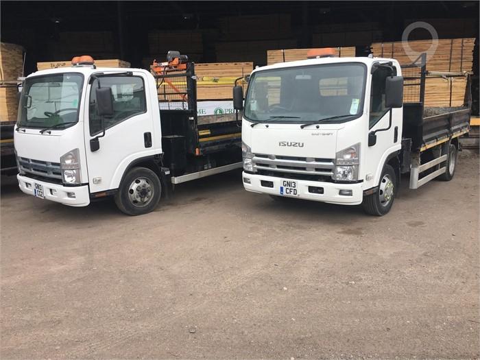 Used ISUZU Trucks for sale in the United Kingdom - 101