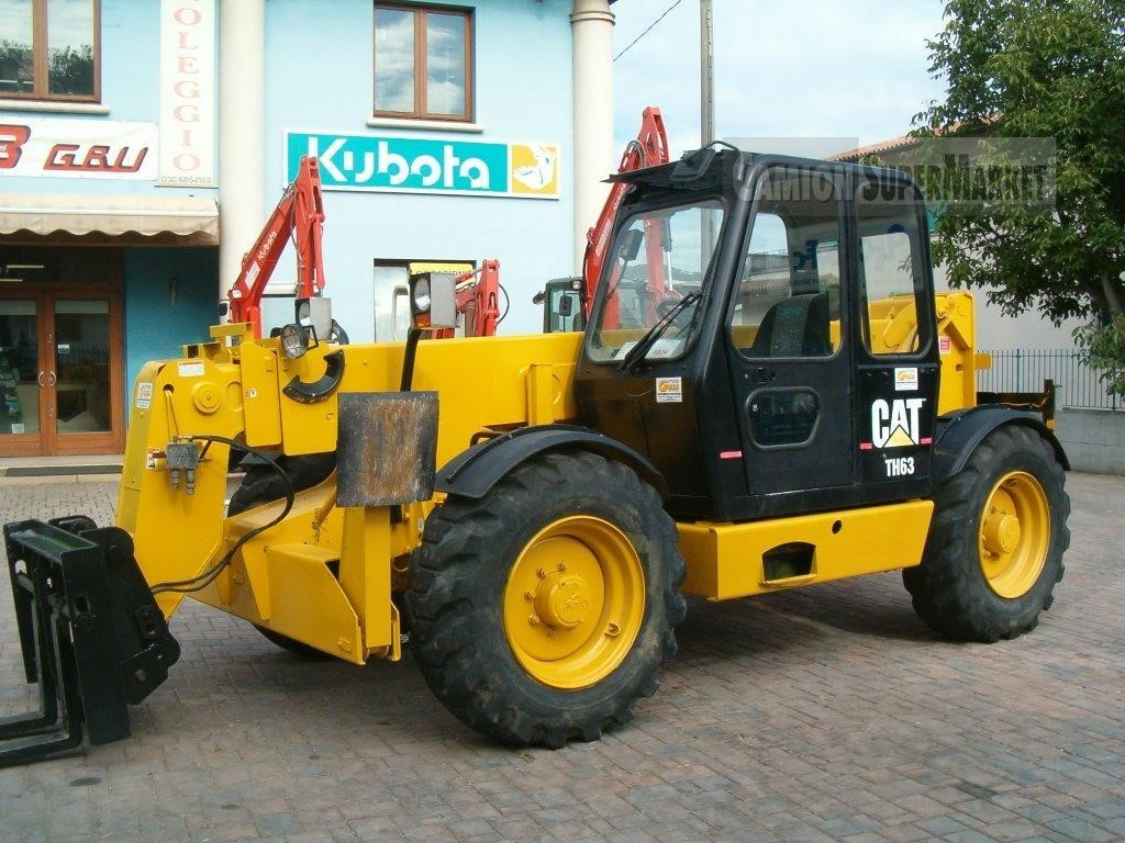 Caterpillar TH63 Usato 2002