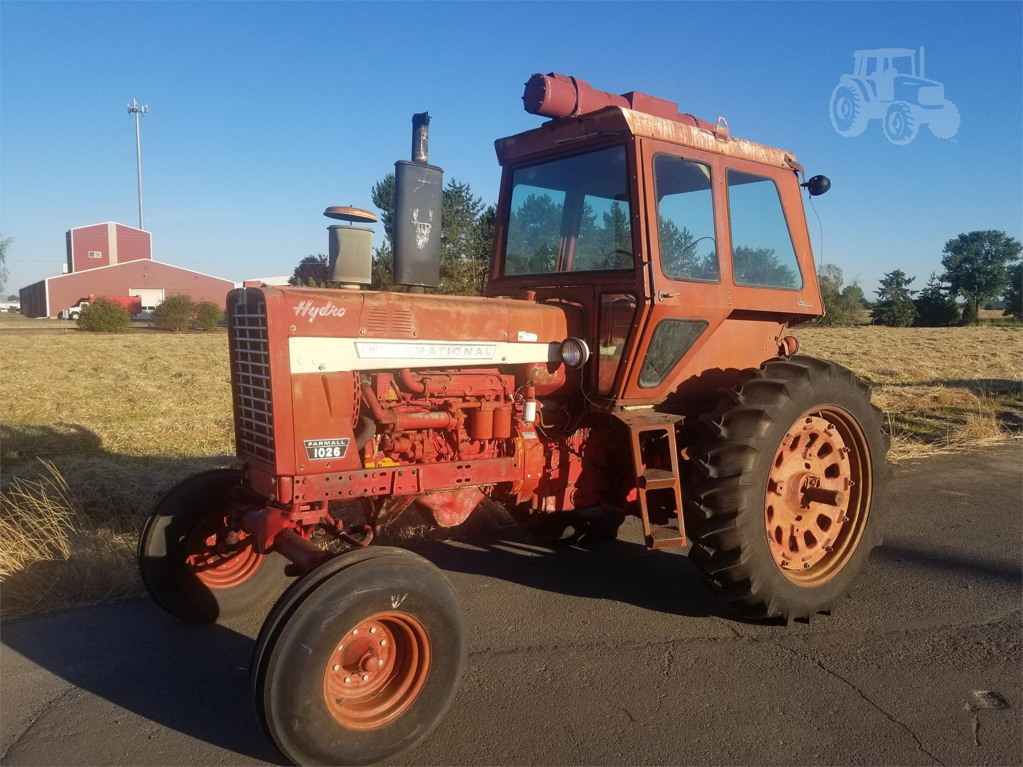 INTERNATIONAL 1026 at TractorHouse.com