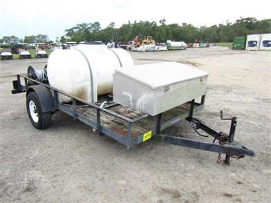 12Ft Trailer W/Pressure Washer W/T Other Auction Results In Florida